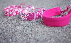 Noodlehead: Pink Friendship Bracelets Tutorial: Color Your Summer