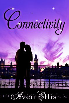 Day 6 - book that makes me happy.  Connectivity by Aven Ellis. I couldn't help but smile reading this book. Loved it x