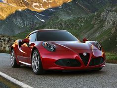 Alfa Romeo 4C Alfa Romeo Cars, Alfa Romeo 4c, Alfa Cars, Cool Sports Cars, Sport Cars, Alfa 4c, Alfa Romero, High Performance Cars, Strada
