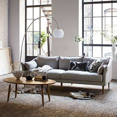 "Antwerp Sofa | west elm $959 for 79"" to $1599 for 89"""