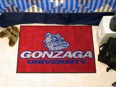 "Gonzaga Starter Rug 19""x30"""
