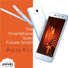 Intex Aqua 4G Plus Built to stand apart. More power in gaming, storage space, spellbound designs and technology to shield it. Cash on delivery. Visit:http://www.poorvikamobile.com/