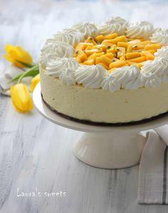 Mango, Cheesecakes, Vanilla Cake, Nutella, Lime, Sweet, Desserts, Drinks, Food