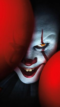 The Clown Pennywise IT Chapter Two 2019 4K Ultra HD Mobile Wallpaper. Joker Iphone Wallpaper, Scary Wallpaper, Wallpaper Images Hd, Ultra Hd 4k Wallpaper, Joker Wallpapers, Wallpaper Downloads, Hd Cute Wallpapers, Phone Wallpapers, Penny Wise Clown