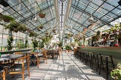 Commissary, A High-Low Koreatown Country Club