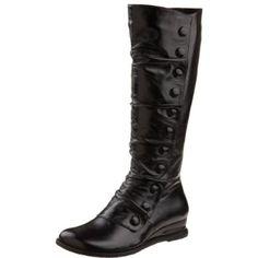 Amazon.com: Miz Mooz Women's Bloom Knee-High Boot: Shoe cows :(