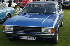 1977 Ford Granada Mk1 GL Auto (RPC 998R) | Flickr - Photo Sharing!
