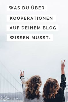 Was Du über Kooperationen auf Deinem Blog wissen musst.