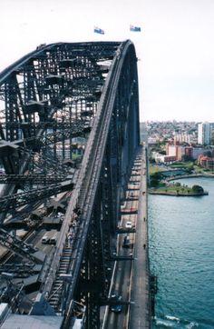 Complete the full Sydney Harbour Bridge climb