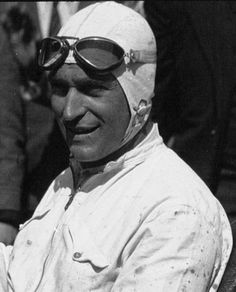 Luigi Cristiano Fagioli (1898-1952) Italian motor racing driver; the oldest driver to win a race in Formula One (1951 French Grand Prix, at age 53)