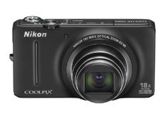 Today Only: Nikon COOLPIX S9200 16MP Digital Camera w/ 18x Zoom for $169 – EXP 11/3/2012