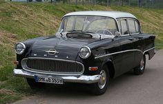 opel rekord 1965 models