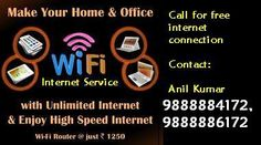 Connect company has recently launched unlimited plans and tariff with best schemes and high internet speed 7mbps.