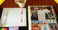 Secret OWL Society: Coming VERY Soon: Detailed Post on how to Create Your Own Life Binder!