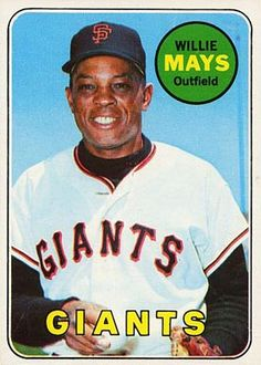 1969 Topps Willie Mays #190 Baseball Card Value Price Guide