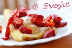 Day 15: Breakfast! I'm not a huge breakfast person, mainly because it takes effort on an empty stomach and I just don't have the patience for it. But I will always love crepes for breakfast!! They are my absolute favorite breakfast food! #dreamteamiamgratefulchallenge http://gelinshop.com/ipost/1516221453129004061/?code=BUKs2DalLQd