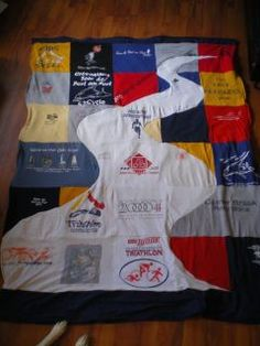I want to make one of these out of my old running shirts