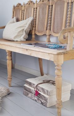 Entryway Bench, Living Room, Inspiration, Furniture, Home Decor, Entry Bench, Biblical Inspiration, Hall Bench, Decoration Home