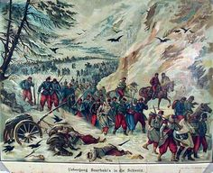 franco prussian war 1870 71   ... 1870-71 Franco Prussian War/Franco Prussian War/FPW Paintings/Bourbaki