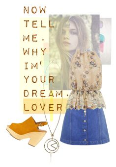 """""""Now tell me ,why im' your dream lover"""" by sfree ❤ liked on Polyvore featuring Rachel Comey and Zimmermann"""