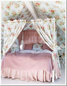 Romantic roses (from Shabby and Charme)