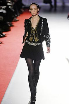Christian Lacroix | Fall 2006 Ready-to-Wear Collection | Style.com