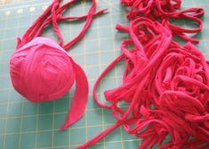 Free Craft Idea - T-shirt Yarn! - Page 5
