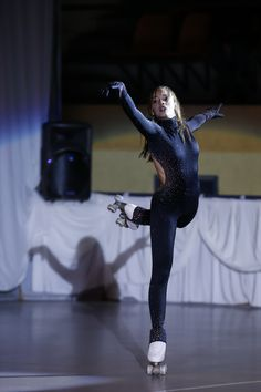 LIDIA PUJOL ANGLADA, Figure Skating Dress inspiration for AXELARTISTIC designs with Swarovski elements.