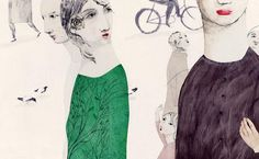 ilustraciones Iraia Okina