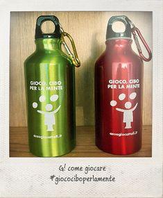 #assogiocattoli #giocociboperlamente #giocoanchio #gcomegiocare #passaportodelgioco Water Bottle, Drinks, Drinking, Beverages, Water Bottles, Drink, Beverage