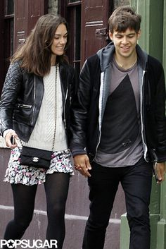 Newlyweds Keira Knightley and James Righton hand in hand in London.