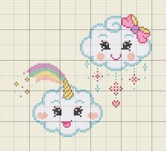 Brilliant Cross Stitch Embroidery Tips Ideas. Mesmerizing Cross Stitch Embroidery Tips Ideas. Kawaii Cross Stitch, Tiny Cross Stitch, Cross Stitch Alphabet, Cross Stitch Flowers, Cross Stitch Designs, Cross Stitch Patterns, Embroidery Alphabet, Learn Embroidery, Cross Stitch Embroidery