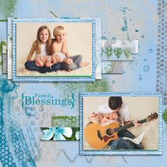 Family Blessings by sanra. Kit: One Fine Day by Mamrotka Designs http://scrapbird.com/designers-c-73/k-m-c-73_516/mamrotka-designs-c-73_516_85/one-fine-day-2-p-17496.html