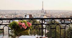 The 7th at Terrass Hôtel, Paris, France. Image/driveeuropenews.com.