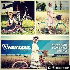Vedeli ste že @kenzelbikes bicykle sú vyrobené na Slovensku? Naše najkrajšie folklóristky jazdia na najkrajších slovenských bicykloch  #praveslovenske od  @missfolklor  ...... #slovensko #slovakia #fashion #novesta @parta_slovenske_ludove_umenie #vychodna #missfolklor #folk #folklor #folklore #folkart #folkdress #girl #beauty #bike #bikes #kenzel #nature #dress #dresses #traditions #traditional #ornaments #slovenka