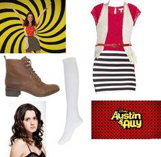 Ally Dawson Outfits Season 2