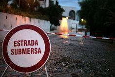 Simulacro no distrito de Lisboa recria cenário das cheias de 1967 e 1983