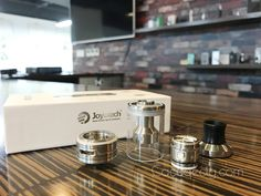 JOYETECH ORNATE Atomizer looks smart but means business with its stylish Neo-Georgian architecture and three big airflow channels. And the 25mm diameter gives it the abilibty to house 6ml e-juice for long time vaping. This atomizer definitely worth your trying. #Joyetech #Atomizer #OrnateAtomizer #OrnateTank #Vape #Vaping #CloudChaser #Cacuqecig