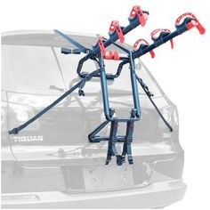 This is really easier to find the right bike racks or carriers while, you know your requirements and the main qualities of the bike racks. Best Bike Rack, Hitch Bike Rack, Trunk Mount Bike Rack, Cool Bikes, Good Things