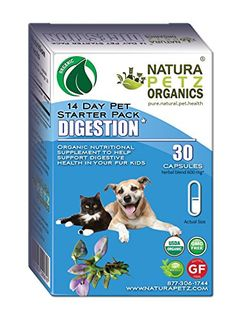 Natura Petz Organics  Digestion Starter Pack ** Continue to the product at the image link.