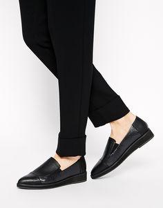 ASOS MIX IT UP Flat Shoes