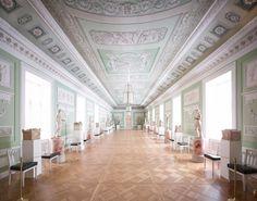 Candida Höfer, Pavlovsk Palace Pavlovsk IX 2014, 2014, Ben Brown Fine Arts