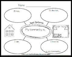Consumer OR Producer Sort Sheet {Economics} First Grade