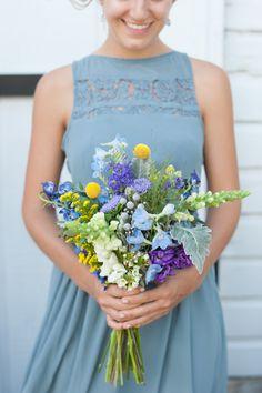 Charming Floral Themed Farm Wedding Photographer: Elite Photo