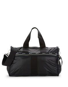 Lesportsac Weekender Duffel Bag Women's Black