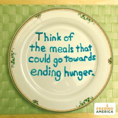Did you know that 1 in 5 kids faces hunger in this country? Help fill their fridge with @Ron S Young America  #hungeraction #hungeractionmonth #FeedingAmerica