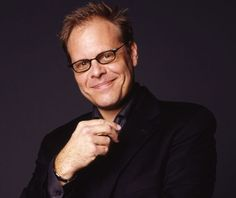 Alton Brown is the third person in our marriage.  I think my husband is cool with that.