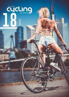 En TodoMountainBike: Presentado el sensual Sexy Cycling Calendar 2018