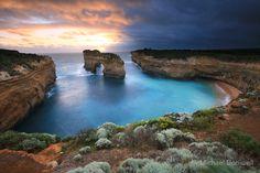 Island Arch, Great Ocean Road, Australia