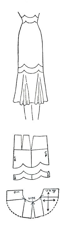 Modern pattern design - 1942